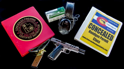 COLORADO SPRINGS, Concealed Carry Permit Class - $79